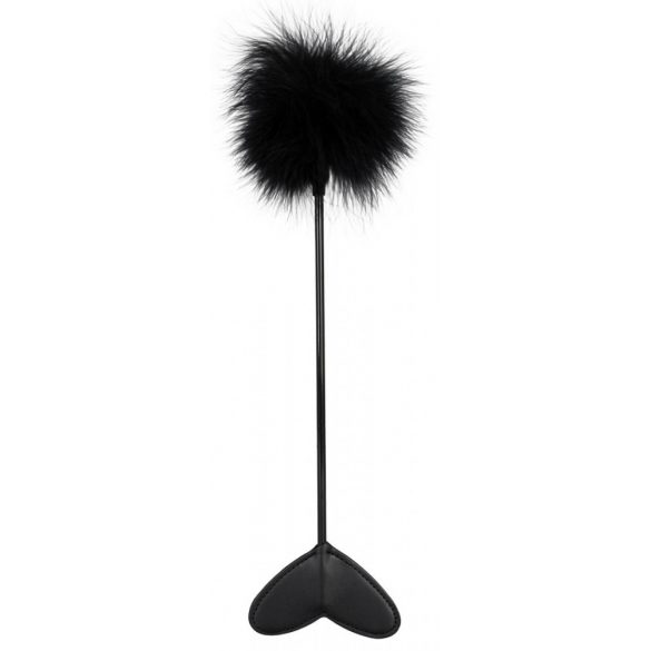 Bad Kitty Feather Wand Black