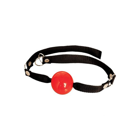 Fetish Fantasy Series Beginner's Ball Gag Red