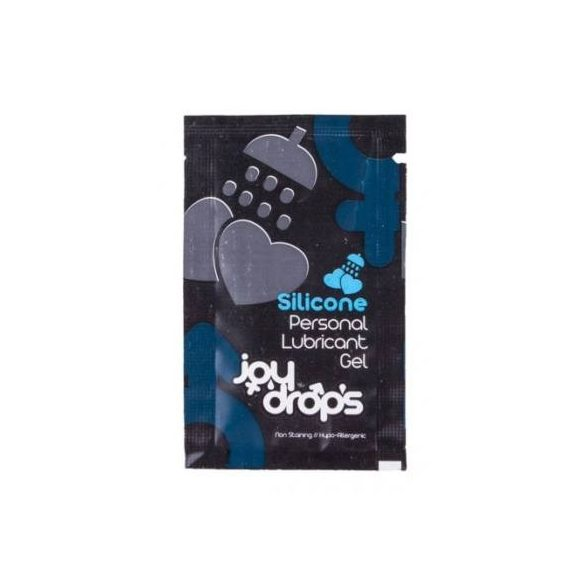 SILICONE PERSONAL LUBRICANT GEL - 5ML